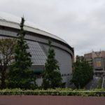 パニック障害発症してから初めての野球観戦in東京ドーム