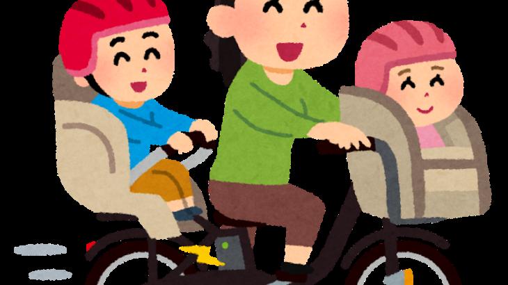 子乗せ電動自転車買い換えてみた 前かごタイプか後付けタイプか ビッケグリddへ